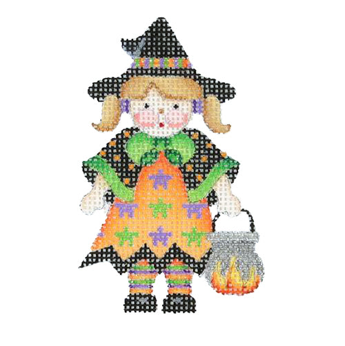 BB 1991 - Trick or Treater - Witch