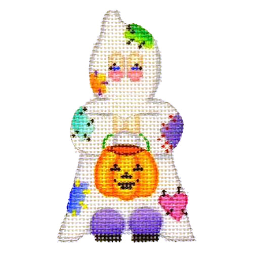 BB 1992 - Trick or Treater - Patchwork Ghost