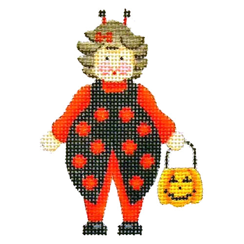 BB 1993 - Trick or Treater - Lady Bug