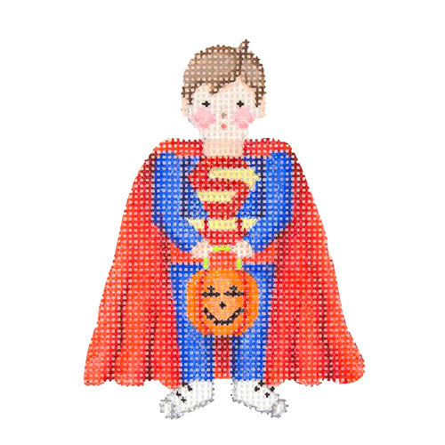 BB 2016 - Trick or Treater - Superman
