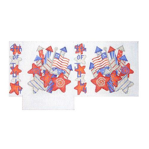 BB 2129 - Tote Bag - 4th of July
