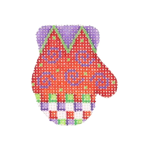 BB 2172 - Mini Ornament - Mitten