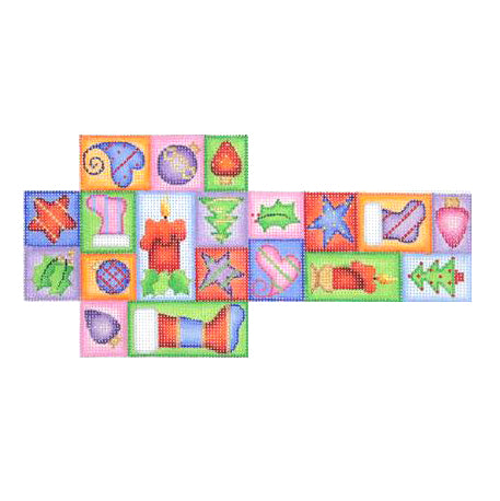 BB 2229 - 3-D Package - Patchwork