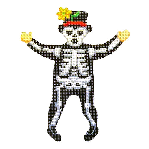 BB 2404 - Dancing Skeleton
