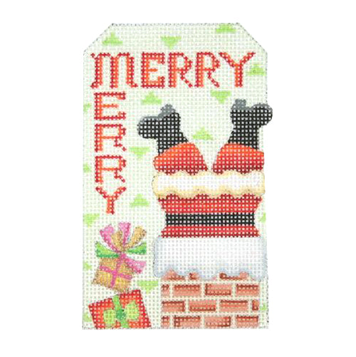 BB 2804 - MERRY MERRY Ornament