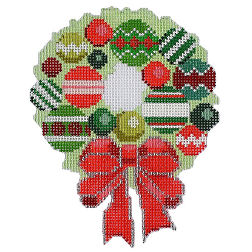 BB 6180 - Baubles Wreath