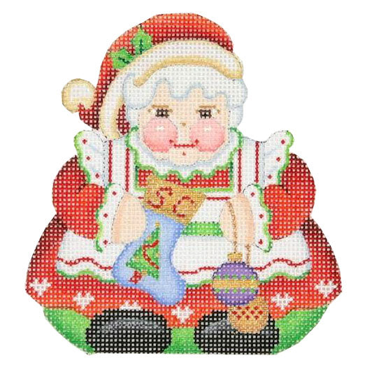 BB 0022 - Chubby Mrs. Claus