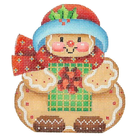 BB 0025 - Chubby Gingerbread Man