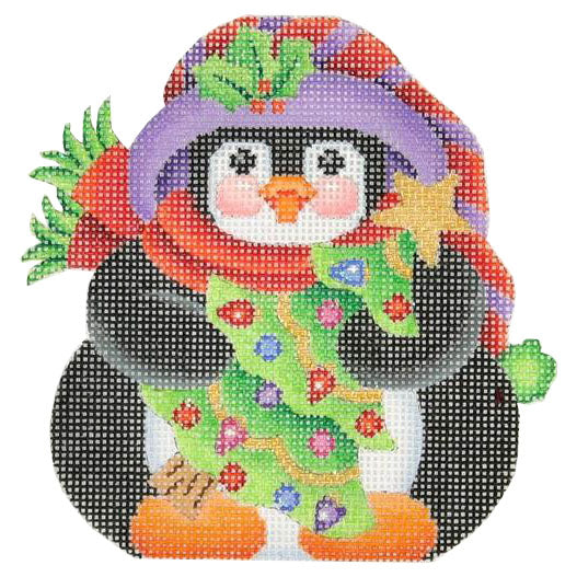 BB 0026 - Chubby Penguin