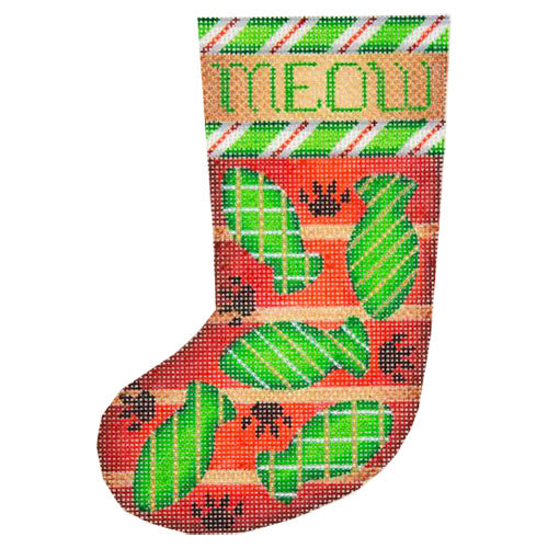 BB 0096 - Meow Mini Stocking