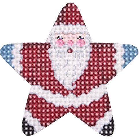 BB 0101 - Red Star Santa