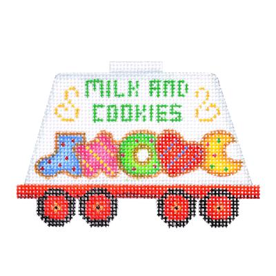 BB 2140 - Train Series - Milk Car with Christmas Cookies