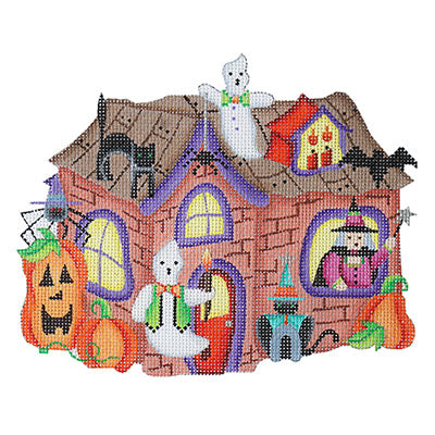 BB 6034 - Halloween Haunted House
