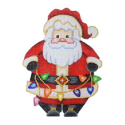 BB 6035 - Mini Santa with Lights