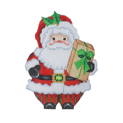 BB 6036 - Mini Santa with Present