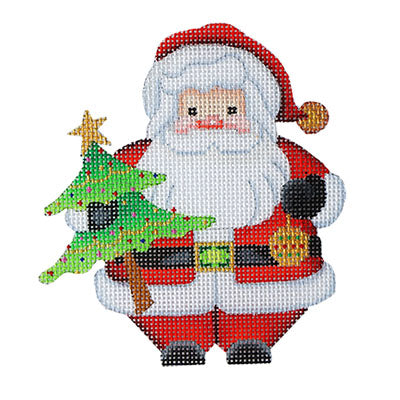 BB 6037 - Mini Santa with Tree