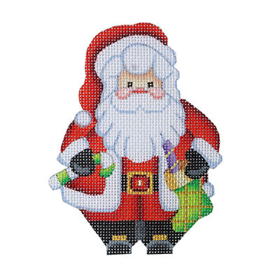 BB 6039 - Mini Santa with Stocking