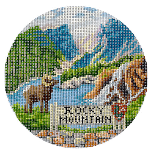 BB 6173 - Explore America - Rocky Mountain