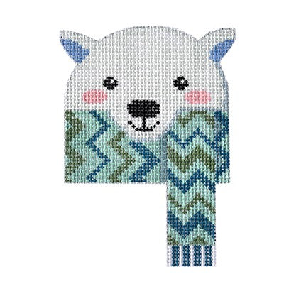 BB 6131 - Cozy Critters - Polar Bear