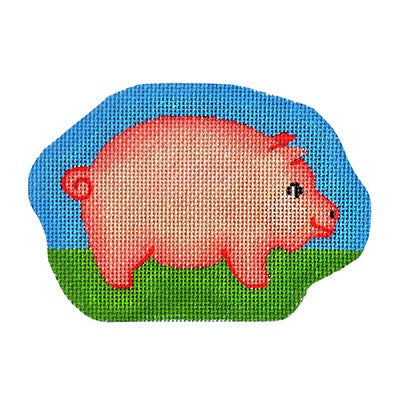 BB 6087 - Farm Friends - Pig