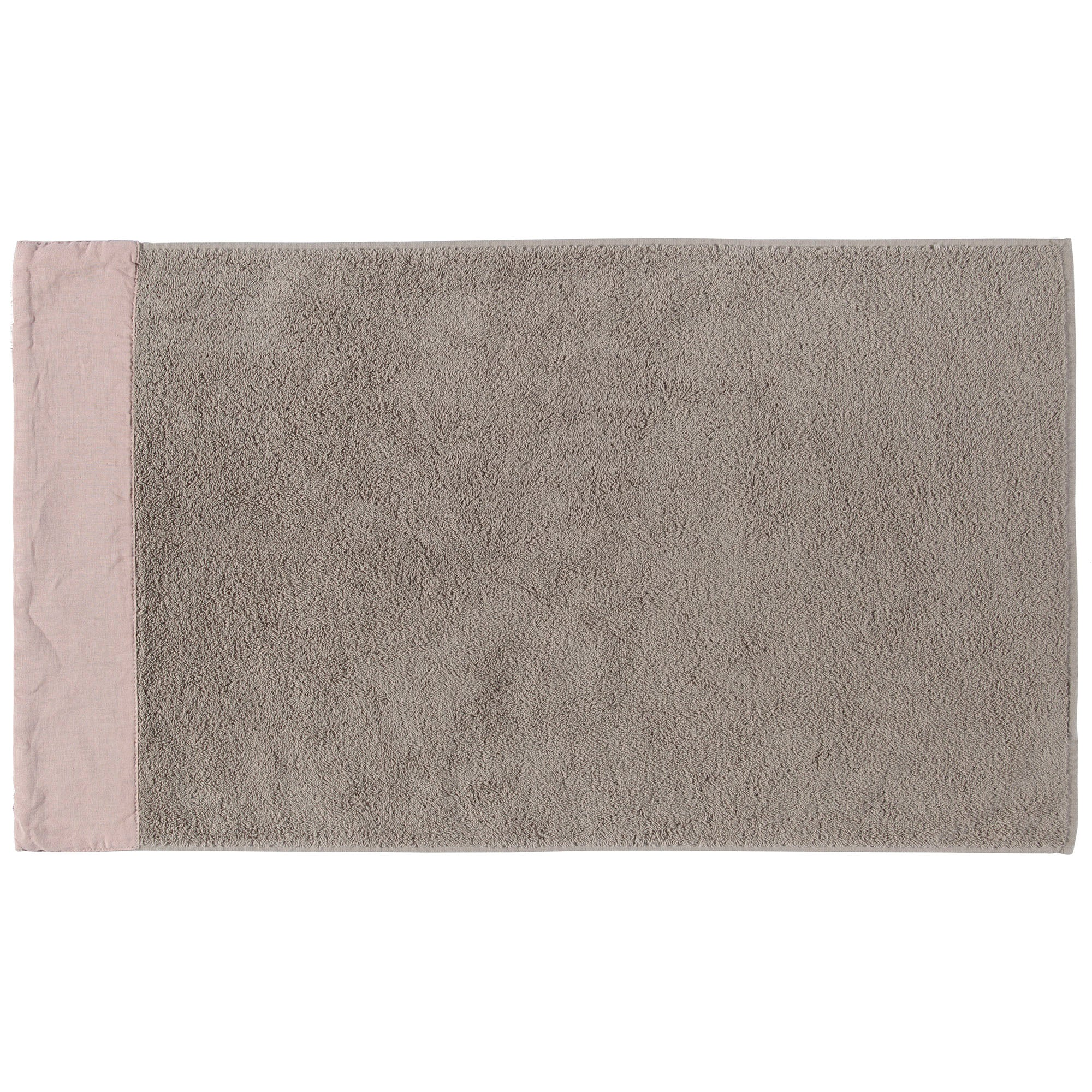 Hampton Havlu Warm Gray Quartz 50x90