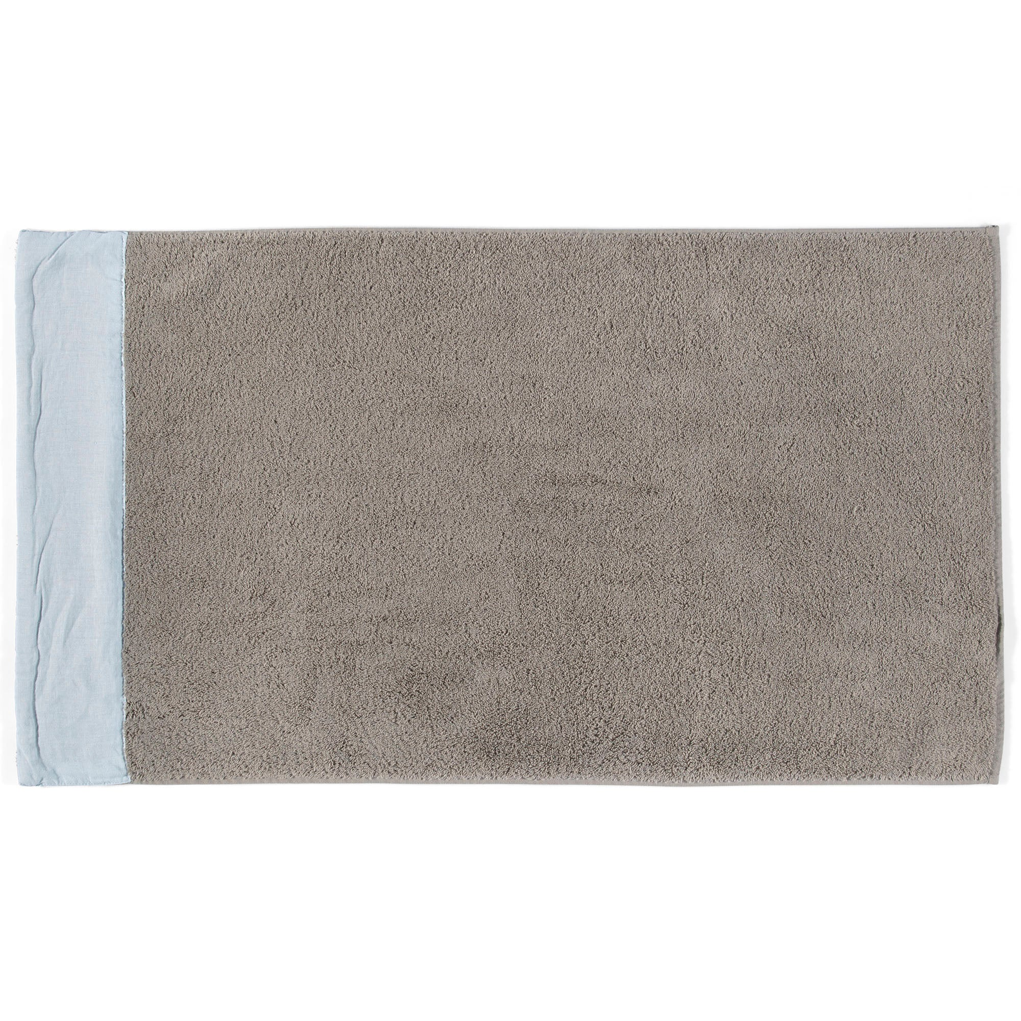 Hampton Havlu Warm Gray Sky 70x140