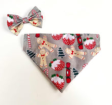 Load image into Gallery viewer, Christmas Goodies Bow Tie