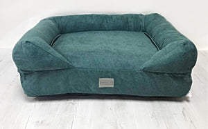 *New Style* The Lounger Bed - Teal/Grey