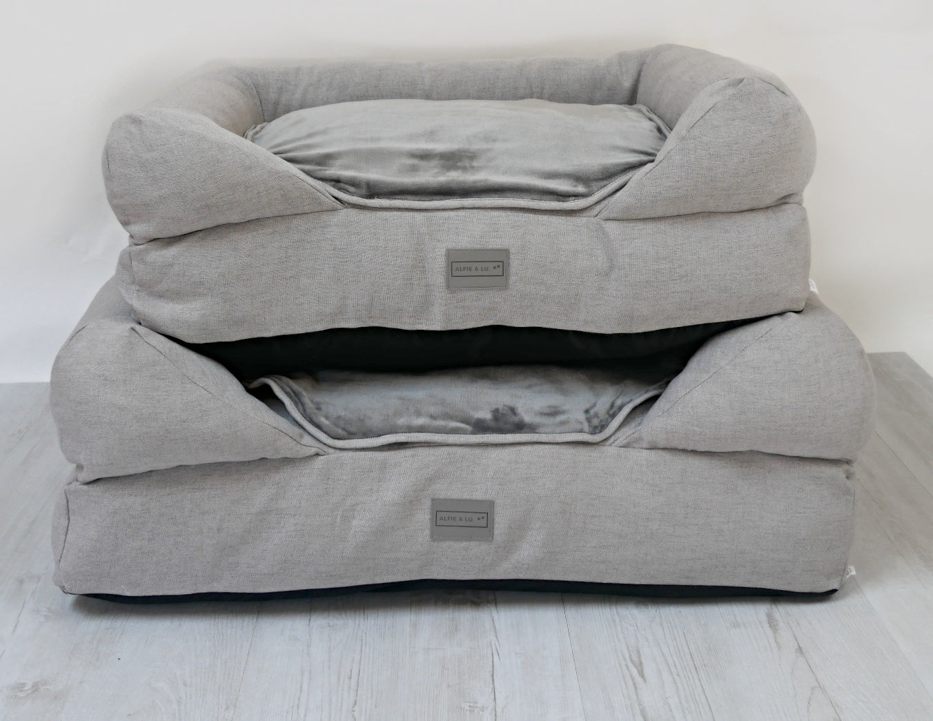 *New Style* The Lounger Bed - Light Grey
