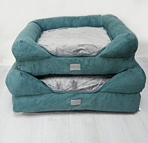 *Spare Cover Only* Teal/Grey Lounger