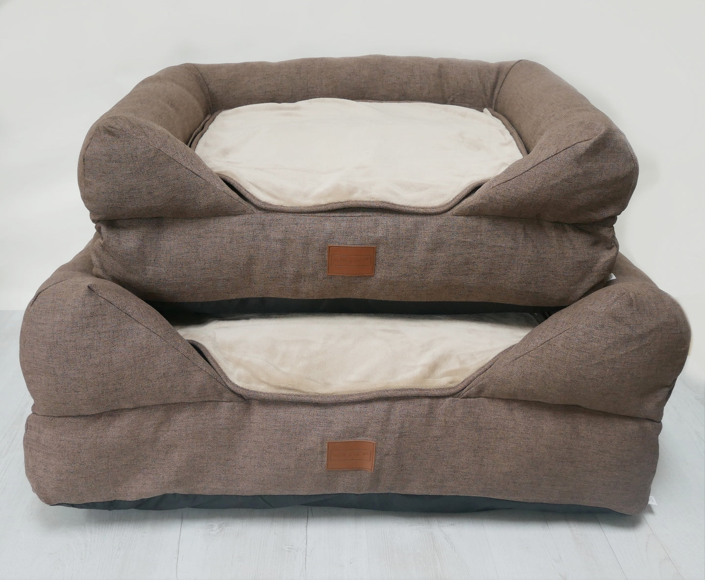 *Spare Cover Only* Brown/Gold Lounger
