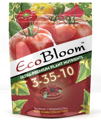 EcoBloom - Premium Plant Food for High Yield Flowering