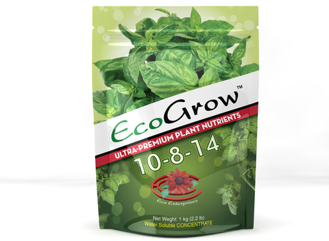 EcoGrow - Premium Plant Food for Explosive Vegetative Growth