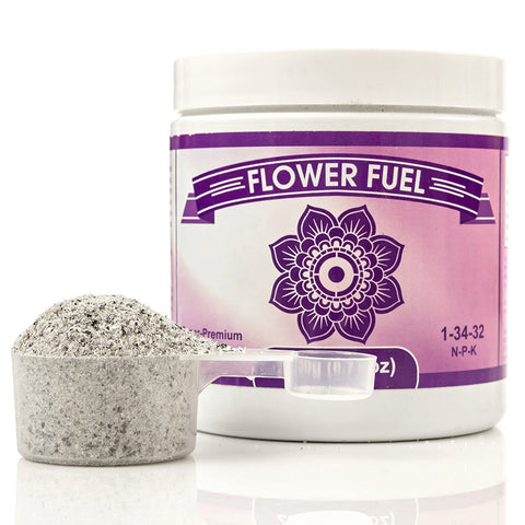 Flower Fuel - The Best Bloom Booster For Bigger, Heavier Harvests