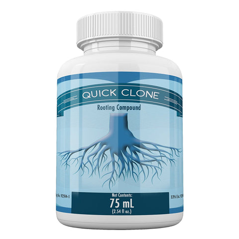 Quick Clone Gel - Most Advanced Cloning Gel for Faster, Healthier, Stronger Rooting Clones