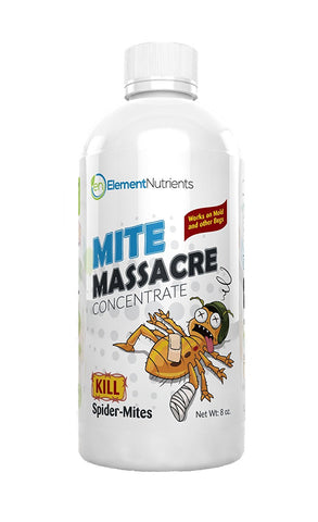 Mite Massacre - Spider Mite Killer and Powdery Mildew Fighter