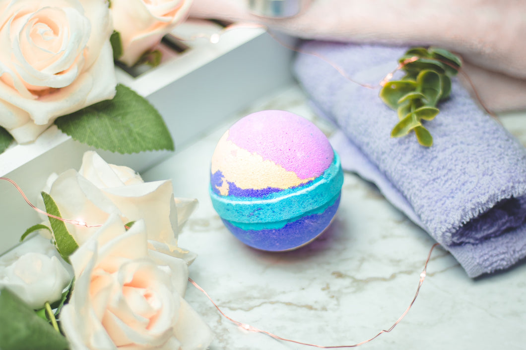 Fun Fair Bath Bomb