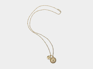 GOLD SOULMATE NECKLACE