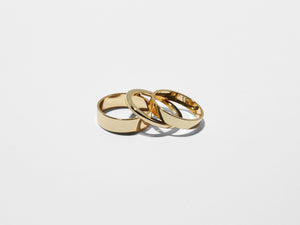 TRIPLET RING SET