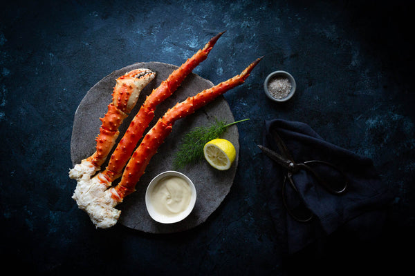 How To Cook Wild King Crab Clusters