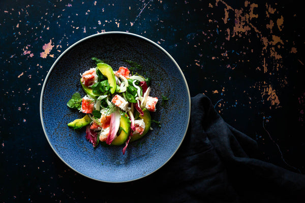 King Crab Salad Recipe