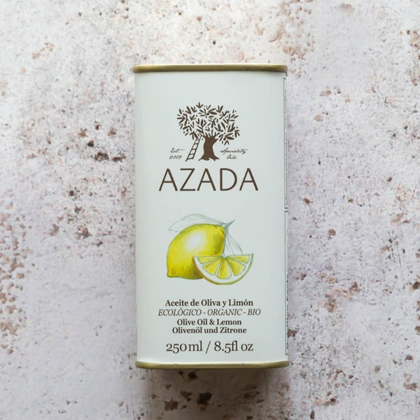 AZADA ORGANIC LEMON OIL | FINE & WILD UK