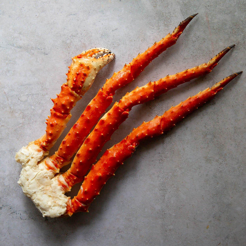 Buy King Crab Legs  | FINE & WILD UK