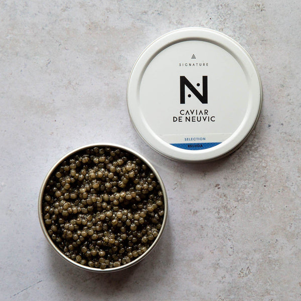 Buy Beluga Caviar UK