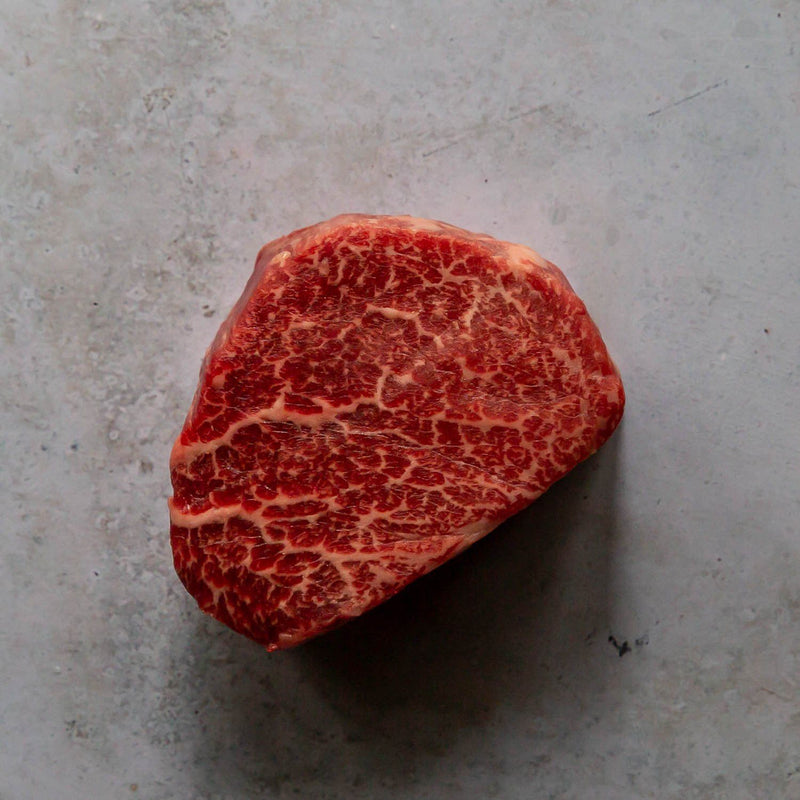 Geniune Kobe a4 Fillet Steak | FINE & WILD UK