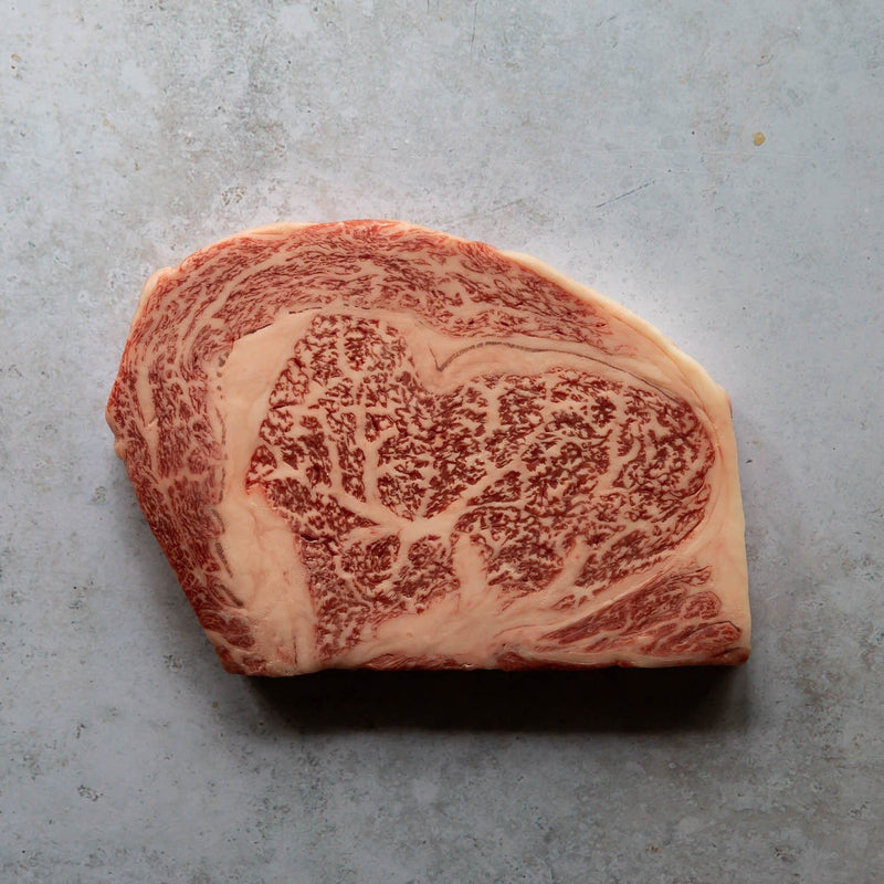 Japanese Wagyu a4 Ribeye Steak