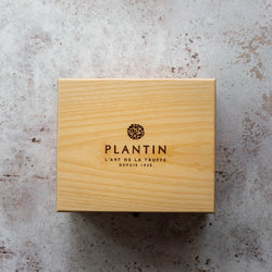 Wooden Truffle Box