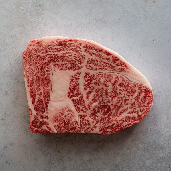 Genuine Kobe Ribeye Steak A5