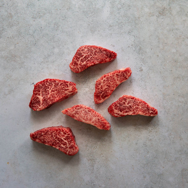 Japanese a5 Wagyu Fillet Mignons