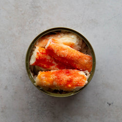 Red King Crab Meat - Cooked